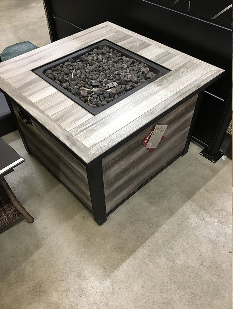 Fire Pit for Backyard